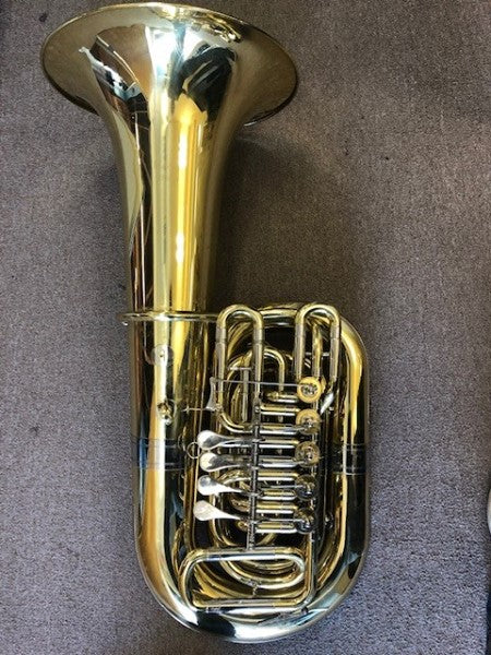 Used Mack Brass CC Tuba
