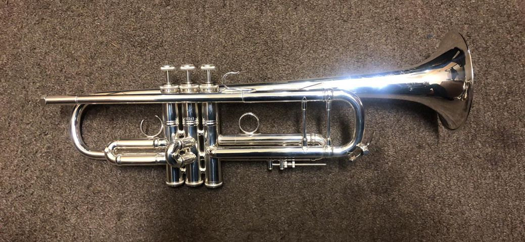 Bach AB190S Bb Trumpet