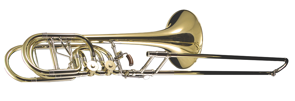 GC5-3Y Greenhoe Bass Trombone