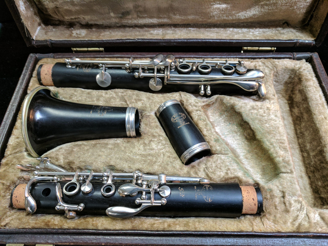 used buffet r13 rc bb clarinet the brass and woodwind gurus rh brassgurus com  used buffet r13 a clarinet for sale