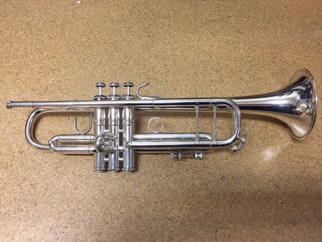 Used Bach 37 Bb Trumpet