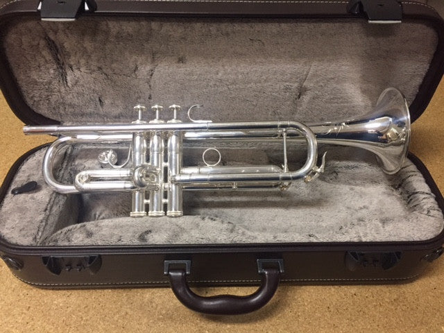 Mint Condition Shires Doc Severinsen Bb Trumpet