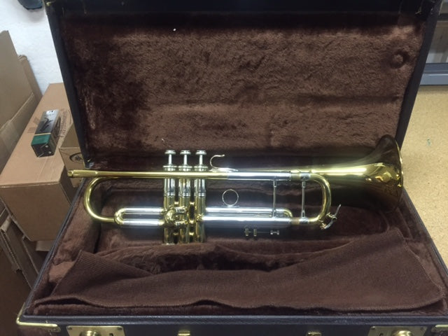 Early Elkhart Bach 37 Trumpet