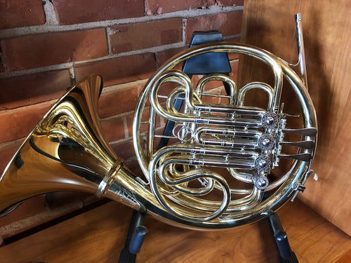 Demo Hans Hoyer G10-L2 String Linkage French Horn