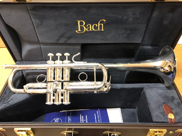 Demo Bach C180SL229PC Philly C Trumpet