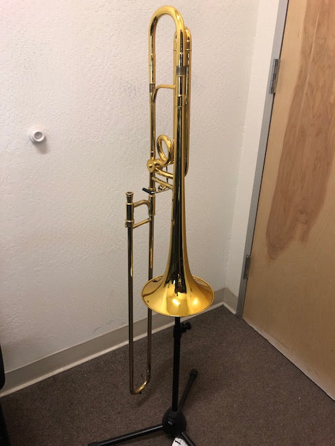Kanstul 1607 Tenor Trombone with F attachment