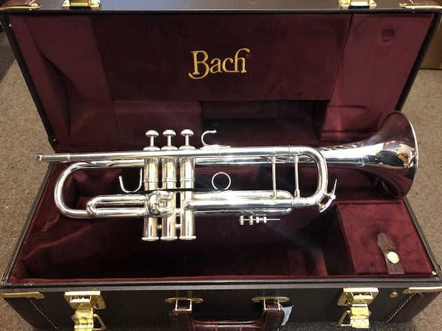 Demo Bach 190S37 Bb Trumpet