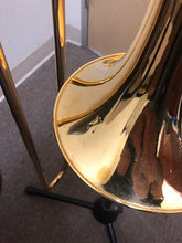 Schmelzer Model 2 Tenor Trombone Gold Plated!