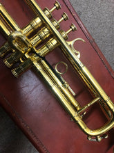 Selmer Model 25 Bb Trumpet Gold Plated