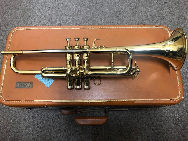 Selmer 24A Balanced Action Trumpet