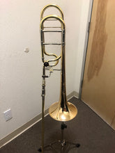 Shires Q Series Tenor with Custom Chicago Bell