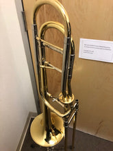 Bach Artisan Tenor Trombone with Shires Valve