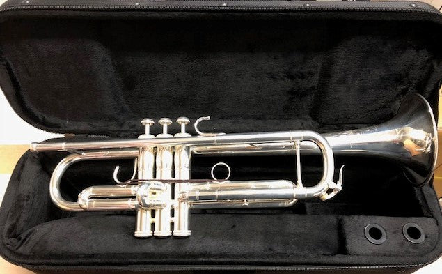 Demo Shires Model AHW Bb Trumpet
