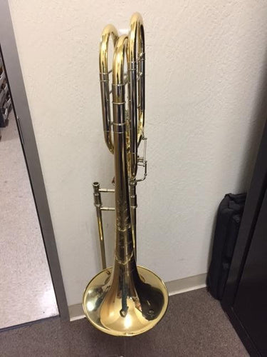 Demo Shires Custom Bass Trombone