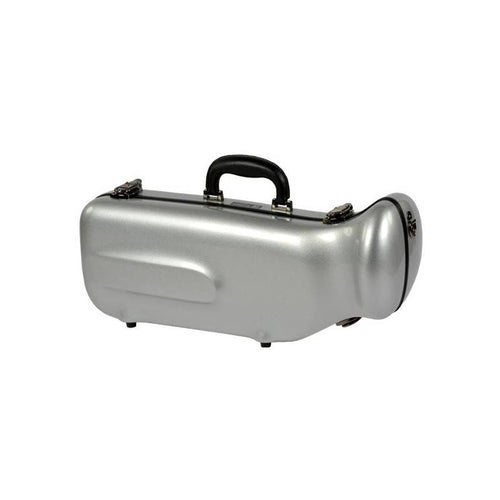 Eastman Fiberglass Single Trumpet Case-Silver