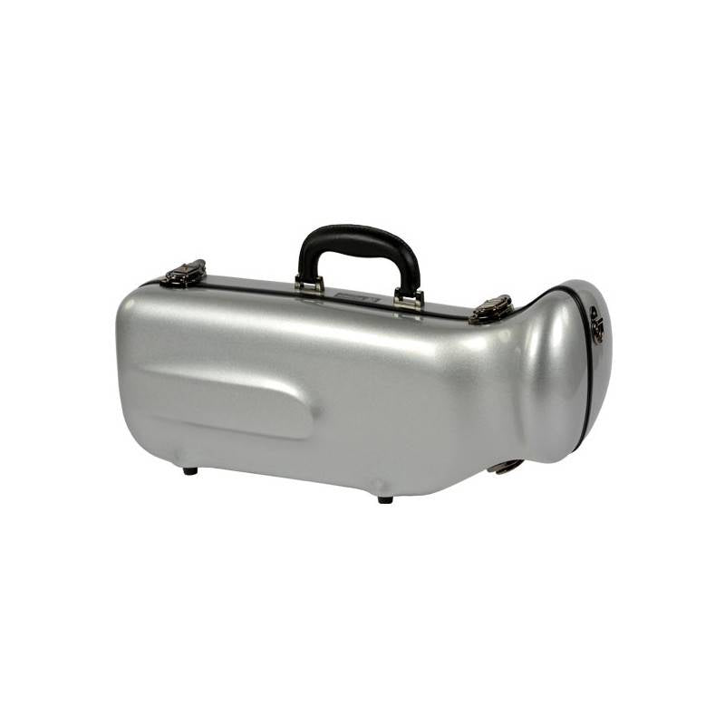 Eastman Fiberglass Single Trumpet Case- Pebble Silver