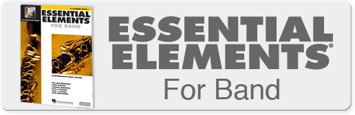Essential Elements for Band Book One-All Instruments