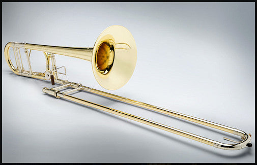 Shires Q Series Tenor Trombone