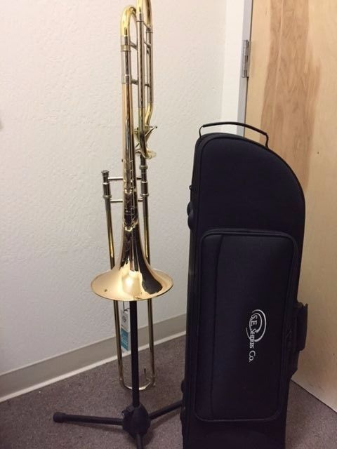 Shires Q Series Tenor Trombone With Custom Bell