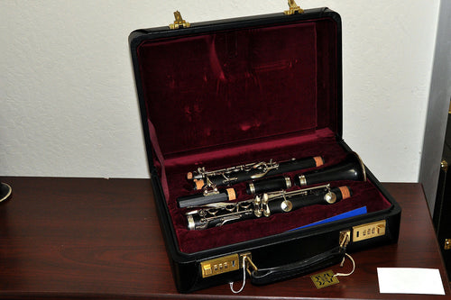Rebuilt Buffet R13 Bb Clarinet
