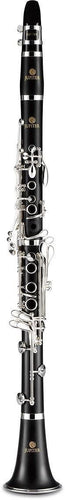 Brand New Jupiter Intermediate Grenadilla Bb Clarinet Model JCL750N