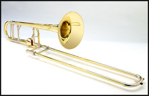TBSCA Shires Custom Tenor Trombone Axial Flow