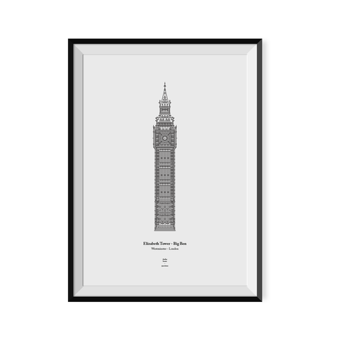 Elizabeth Tower - Big Ben (Special Edition)