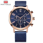 MINI FOCUS Chronograph Men's Quartz Watch MF0183