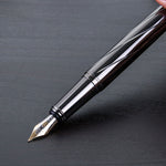 Luxury Silver Plating Fountain Ink Pen