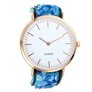 Fashion Luxury Women's Quartz Bracelet Watch