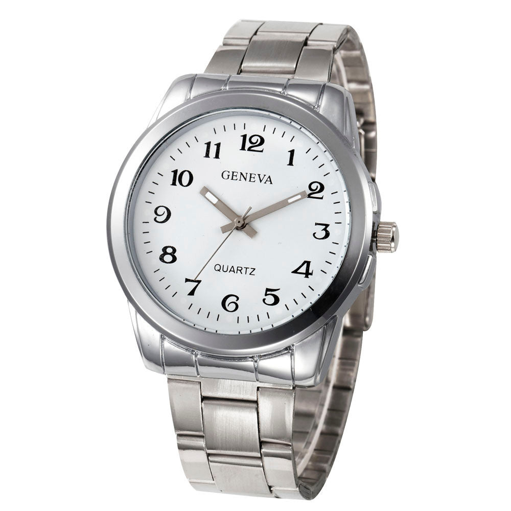 Women's Watch Stainless Steel Quartz-watch Dress Watches for Ladies