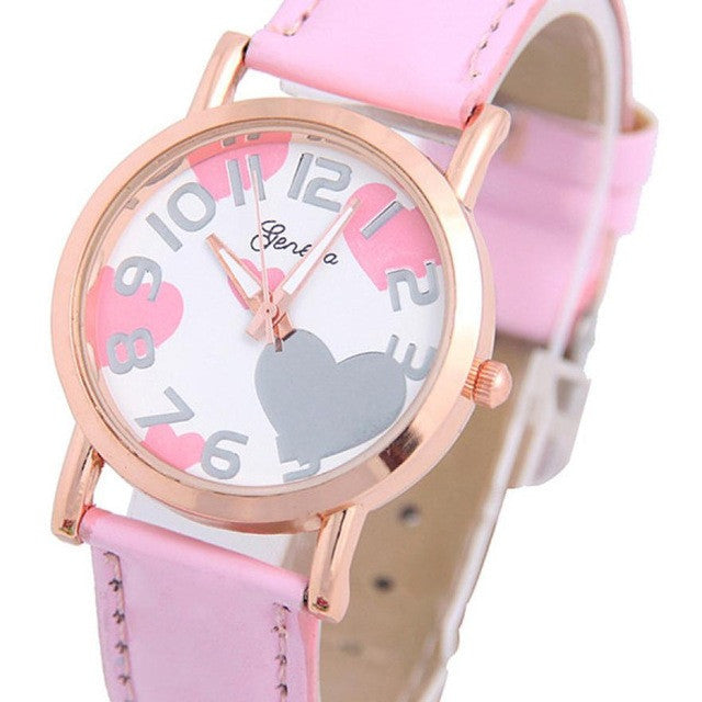Women Analog Quartz Wrist Watch