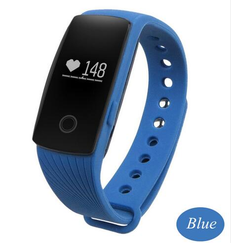Fitbit ID107 Smart Fitness Bracelet Heart Rate Monitor Smart Band Activity Tracker Wristband