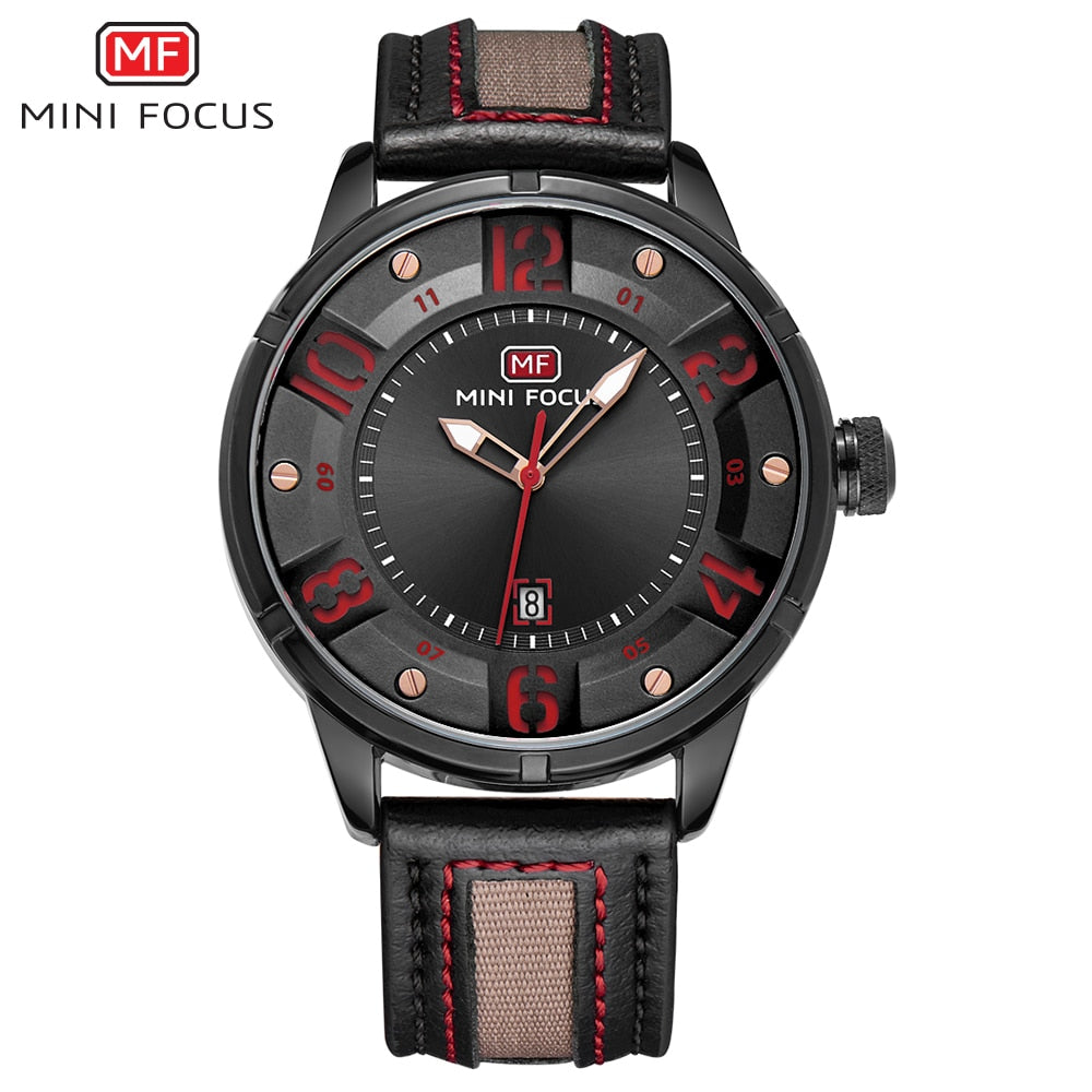 MINI FOCUS Chronograph  Men's Quartz Watch