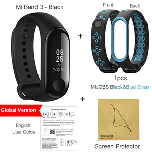 "Xiaomi Mi Band 3 Smart Wristband With 0.78"" OLED Touch Screen"