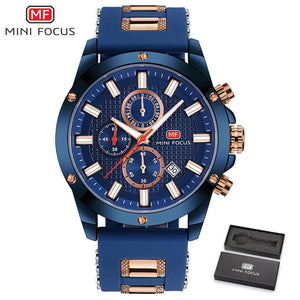 MINI FOCUS Chronograph Men Sports Watch MF0089G-4