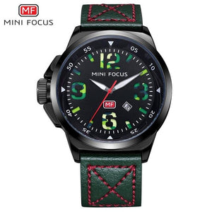 MINI FOCUS Chronograph Men Sports Watch