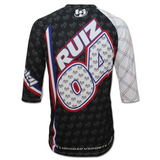 Racing Back 3/4 Sleeve Jersey
