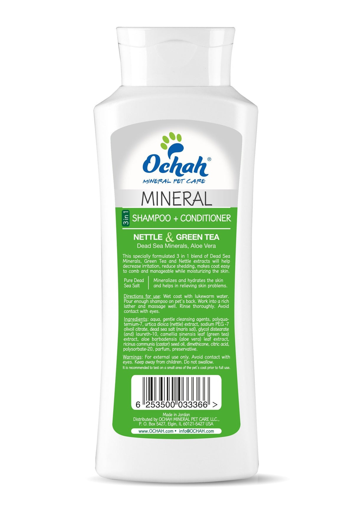 [Safest Mineral Pet Products For Skin Treatment] - Ochah Mineral Pet Care