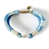 CHRISTY 2-band indigo bracelet to benefit Every Mother Counts {5 OF A KIND}