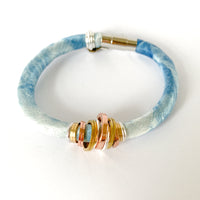 SIMONE indigo bracelet to benefit Every Mother Counts