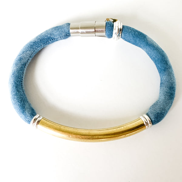 ZOEY indigo bracelet to benefit Every Mother Counts