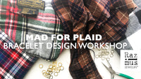 MAD FOR PLAID Workshop at Inn At Five Points on 10/17