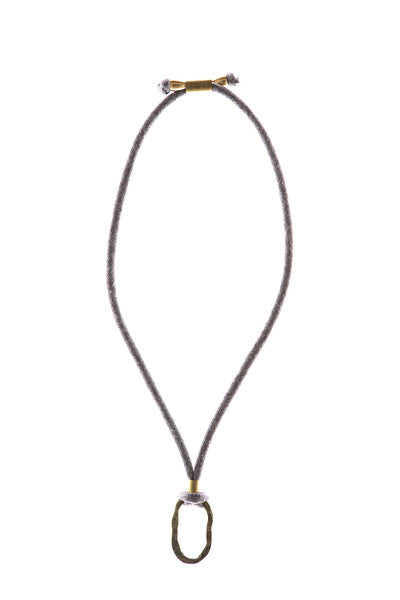 JOSS Adjustable Length Necklace (available in 4 organic fabrics)