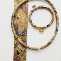 Custom Fabric Bracelet Design: AMY STYLE