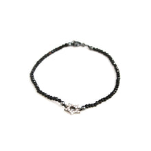 Star Black Spinel Bracelet
