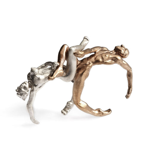 For Love Ring Volume II - Silver and Bronze