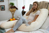 U-Shape Organic Pregnancy Pillow - PharMeDoc