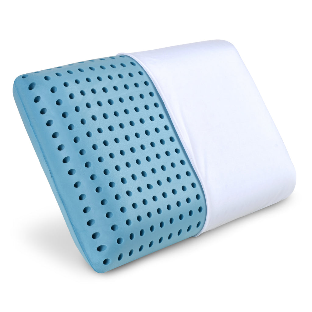 Cooling Memory Foam Bed Pillow - PharMeDoc