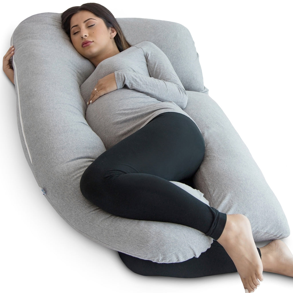 U-Shape Body Pillow with Jersey Cover (Start Up)
